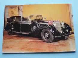 1939 MERCEDES Type 770 Construite Pour ADOLF HITLER ( Musée Automobile LYON - CIM ) Anno 19?? ( Voir / See Photo ) ! - Voitures De Tourisme