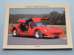 MARCADIER BARZOI - 1976 ( Musée Automobile LYON ) Anno 19?? ( Zie / Voir / See Photo ) ! - Passenger Cars