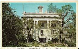 VA - Virginia  RICHMOND WHITE HOUSE CONFEDERACY - Etats-Unis