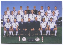 FOOTBALL / SOCCER / FUTBOL / CALCIO - FINLAND, National Team - Calcio
