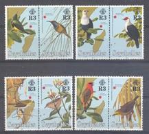 Seychelles, Yvert 812/819, Scott 786a/793a, 1998, MNH - Seychelles (1976-...)