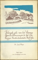 BEKNOPTE GIDS VAN HET VLAAMSE OPENLUCHTMUSEUM IN HET LIMBURGSE PROVINCIEDOMEIN BOKRIJK Dr. JOZEF WEYNS 1973 - Programma's