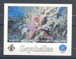 Seychelles, Yvert Carnet 828,1998, MNH - Seychelles (1976-...)