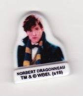 Fève Plate Norbert Dragonneau Les Animaux Fantastiques - Personaggi