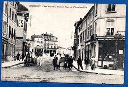 Commercy  -  Rue Bas De La Place  -abimée Au Dos - Commercy