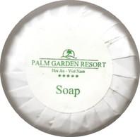 Savon - Savonnette / Seife / Soap / Jabón / Zeep - Palm Garden Resort - Hoï An (Vietnam) - Produits De Beauté