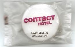 Savon - Savonnette / Seife / Soap / Jabón / Zeep - Contact Hôtel - Produits De Beauté