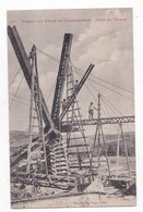 Carte Postale  Viaduc Du Viaur En Construction Pont De  Tanus - Francia
