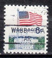 USA Precancel Vorausentwertung Preo, Locals Arkansas, Wabbaseka 841 (d8) - Etats-Unis