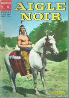 AIGLE NOIR  N° 5  -  S.A.G.E. 1961 - Sagédition