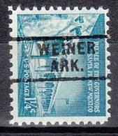USA Precancel Vorausentwertung Preo, Locals Arkansas, Weiner 729 - Etats-Unis