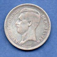 Belgique  -  20 Francs 1934  -  Km # 104.1  - Position B  -  état  TB+ - 1934-1945: Leopold III
