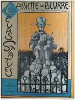 1906 L'ASSIETTE AU BEURRE N° 293 - LEURS STATUES Par R. KIRCHNER ET CH. JOZSA + SUPPLÉMÉNT ROUBILE - Livres, BD, Revues