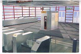 31  TOULOUSE   STATION  METRO  MIRAIL  UNIVERSITE CPM  TBE  HG182 - Toulouse