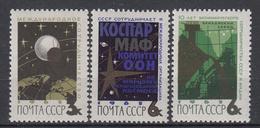 USSR - Michel - 1965 - Nr 3076/78 - MNH** - Ongebruikt