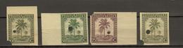 Congo Belge Ocb Nr: 1942 Proofs 4 Items * MH (zie Scan) - Belgisch-Kongo