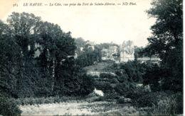 N°68720 -cpa Le Havre Sainte Adresse -la Côte, Vue Prise Du Fort- - Sainte Adresse