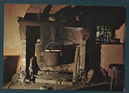 63 - AMBERT - Musée Historique Du Papier - Moulin Richard De Bas - Salle Commune : Cheminée - Ambert