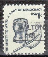 USA Precancel Vorausentwertung Preo, Locals Arkansas, Wilton 835,5 - Etats-Unis