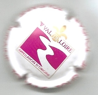 Capsule De Muselet - Touraine - Val De Loire Appellation D'origine [jus De Pomme-raisin] - Andere