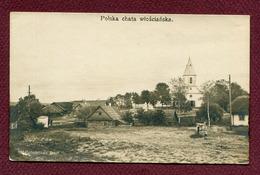 """POLSKA CHATA WLOSCIANSKA : """" POLNISCHES DORF """" - Polen"""