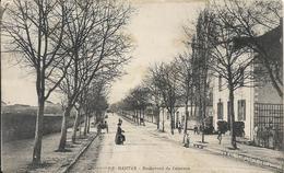 Carte Postale Ancienne De Nante Le Boulevard De Ceinture - Nantes