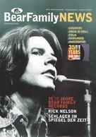 BEAR FAMILY NEWS - Août 2010 - Rick NELSON - Johnny HORTON - Johnny CASH - Conway TWITTY - Johnny BURNETTE - Musique