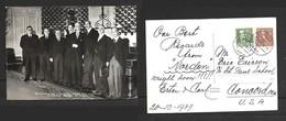 World War II, Nordic Kings & Finlands President, Show Neutrality & Solidarity  Used MALMO 20.10.39 > USA - Uomini Politici E Militari