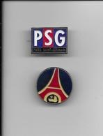 2 PIN'S PSG - Football