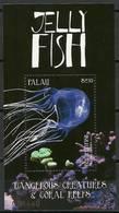 Palau 2011 Mi Bl 252 MNH ( ZS7 PALbl252dav38A ) - Meereswelt