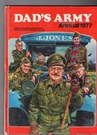 Dad's Army, Annual 1977, J. Jones, 20X 28 Cm - Otros