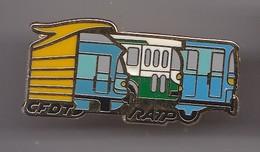 Pin's CFDT RATP Métro  Réf 8325 - Transport