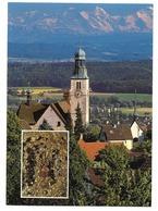 OBERDORF SO Solothurn Lebern Wallfahrtskirche Sitzende Madonna - SO Soleure