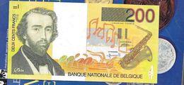 200 Francs TYPE SAXE Qualité+++++++ - [ 2] 1831-... : Regno Del Belgio