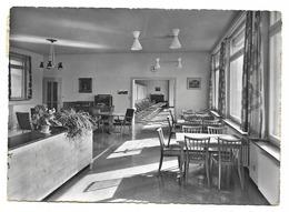 RHEINFELDEN AG Sanatorium Rare Innenansicht Aufenthaltsraum Liegehalle 1962 - AG Argovie