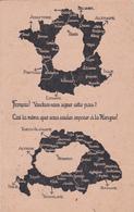 CPA Hongrie/France - Français! Voudriez-vous Signer Cette Paix? C'est La Même Que Vous Vouliez Imposer à La Hongrie! - Hongrie
