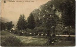 Houffalize Les Rochers Sur La Route - Houffalize