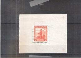 Ruanda-Urundi - BL4 - XX/MNH (sans Bandelette) - 1924-44: Neufs