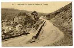 La Roche  20  Le Chemin Du Diable - Houffalize