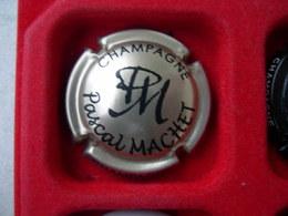 *  Capsule De Champagne  MACHET Pascal  * - Capsules