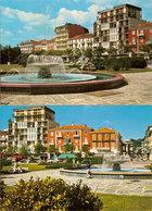 (C).Arona(NO).Lotto 2 Cartoline Con Annulli Speciali Su Affrancatura (c18) - Novara