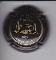 PLACA DE CAVA ORIOL ROSELL RESERVA DE LA PROPIETAT  (CAPSULE) RARA - Sparkling Wine