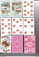 JOUER DES CARTES - NATIONAAL MUSEUM VAN DE SPEELKAART TURNHOUT - 54 CARTES - Cartes à Jouer Classiques