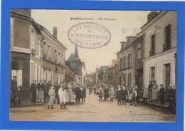 72 SARTHE - JUPILLES Rue Principale, Aquarellée - Other Municipalities