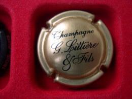 *  Capsule De Champagne LITTIERE Gérard Et Fils    * - Capsules