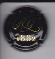 PLACA DE CAVA ROGER GOULART 1882 (CAPSULE) - Placas De Cava