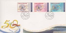 Singapore 1999 Inter Religious Organisation FDC - Singapore (1959-...)