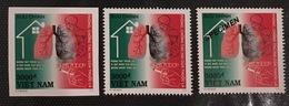 Vietnam Viet Nam MNH Perf, Imperf And Specimen Stamps 2018 : Anti-smoking / Cigarette / Health Care (Ms1093) - Vietnam