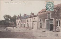BOULT-SUR-SUIPPE - PLACE DES CRAYÈRES - Reims