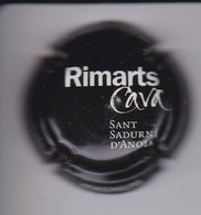 PLACA DE CAVA RIMARTS MAGNUM (CAPSULE) RARA - Placas De Cava